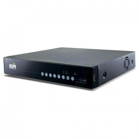 دستگاه ضبط دوربین مداربسته دیجیتال 4 کانال - NVR ELM-EN104
