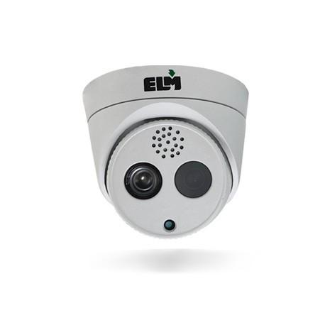 دوربین مداربسته شبکه IP EIP600 / دام دید در شب / جدید و پیشرفته